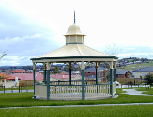 Rotundas & Gazebos